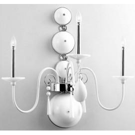 Светильник настенный MB8048-3AW ILLUMINATI белый