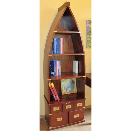 Шкаф лодка книжный Nelson 4303-022 (EAP0067)