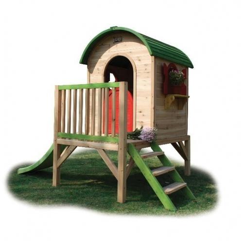Детский домик Loco 300 с верандой