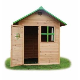 Детский игровой деревяный домик Loft 100