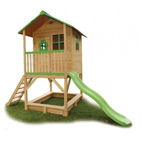 Игровой домик Loft 500 с песочницей