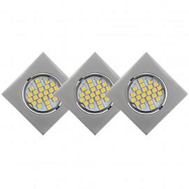 Светильник встраиваемый  11002/12/36 FOCUS Lucide серый