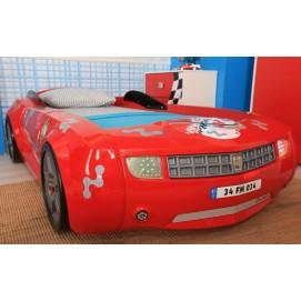 Кровать машинка 136313 Turbo
