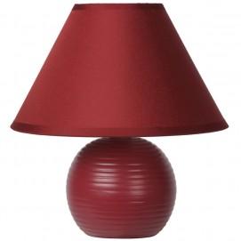 Лампа настольная 14550/81/57 KADDY Lucide красная