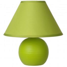 Лампа настольная 14550/81/85 KADDY Lucide зеленая