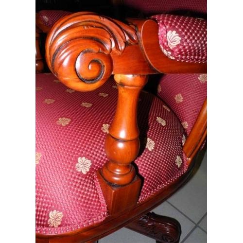 Кресло офисное Aristocrate 1401-035 красное