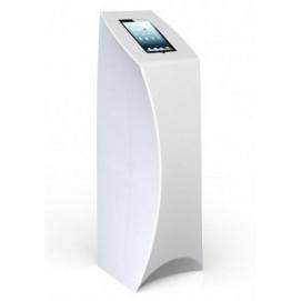 Планшетная стойка Flux tablet tower цвет: белый