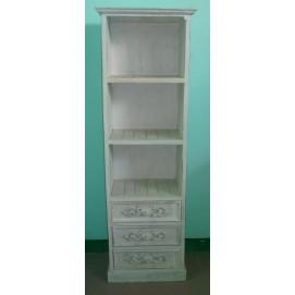 "Шкаф для книг ""Ажур"", 160х50 см 20505"