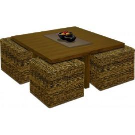 Комплект мебели клубный New Okinawa cruzo