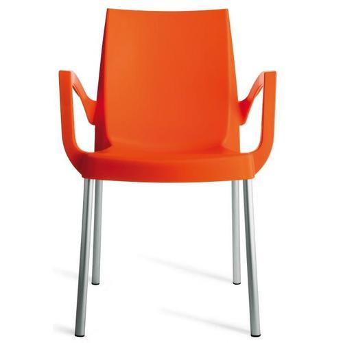 Кресло BOULEVARD ORANGE S3640A оранжевое