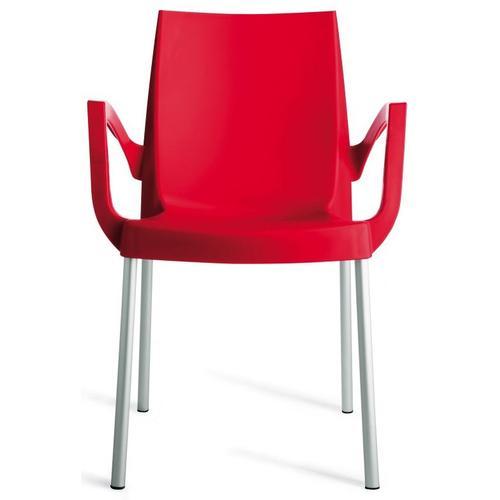 Кресло BOULEVARD ROSSO S3640R красное