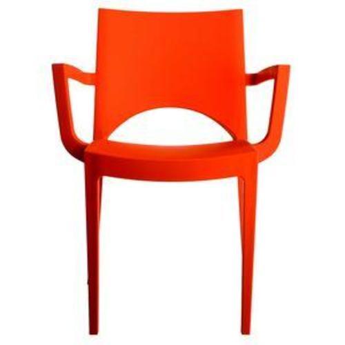 Кресло PARIS ORANGE S6614A оранжевое GRANDSOLEIL