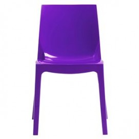 Стул ICE S6317MZ фиолетовый GRANDSOLEIL