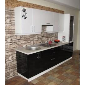Кухня с фасадом мдф 55047