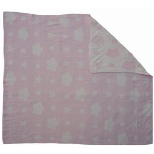 Одеяло хлопковое Pink BLC1