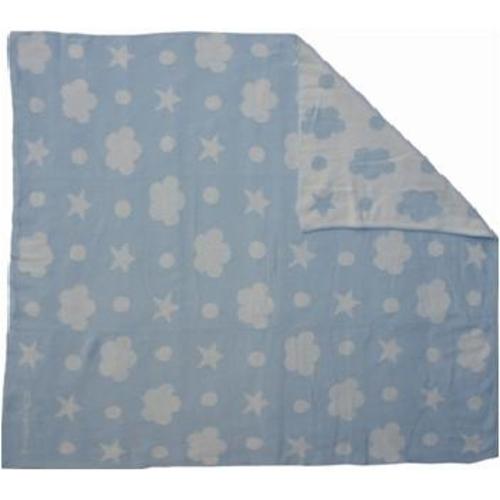Одеяло хлопковое Blue BLC2