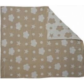 Одеяло хлопковое Cream BLC8