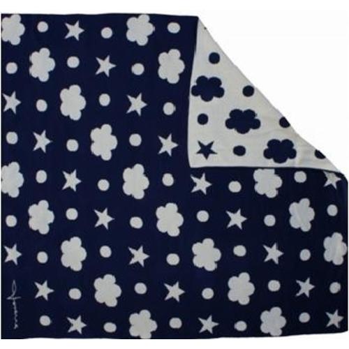 Одеяло хлопковое Navy BLC10