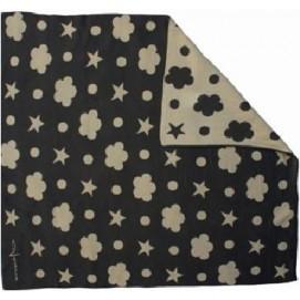 Одеяло хлопковое Dark Grey BLC55