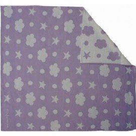 Одеяло хлопковое Purple BLC9