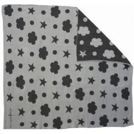 Одеяло хлопковое Grey/Grey BLC5/55