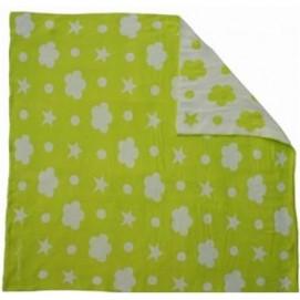 Одеяло хлопковое Pistachio BLC6