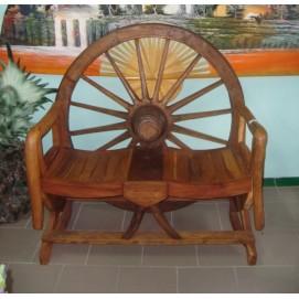 Скамейка с колесом 18512 et