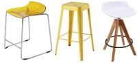 Полубарные стулья для ресторанов