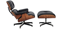 Кресла EAMES LOUNGE and OTTOMAN