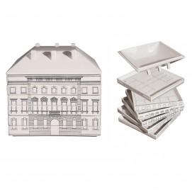 Набор посуды Palazzo Borghese 8008215105918 Seletti