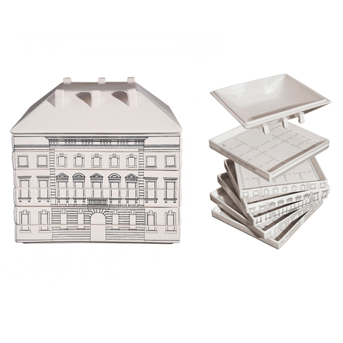 Набор посуды Palazzo Signoria 8008215105932 Seletti