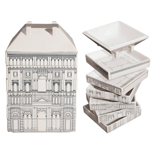 Набор посуды Palazzina Container Set 8008215106038 Seletti