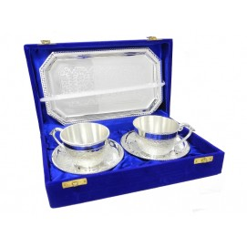 Набор: 2 чашки с подносом (фа-нр-78)