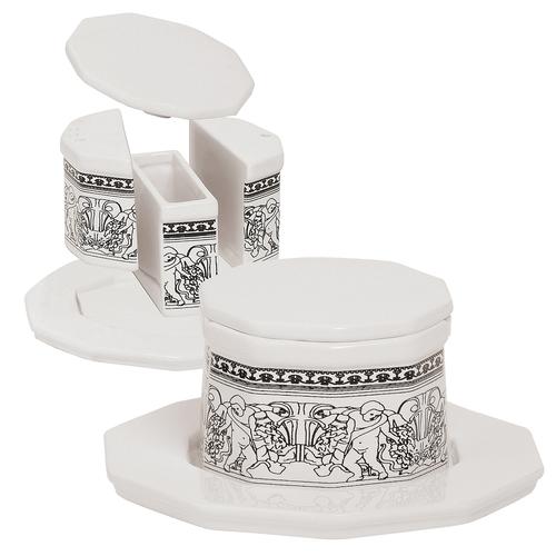 Набор посуды Fontana  8008215105949 Seletti