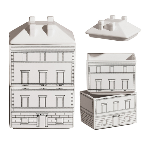 Набор посуды Palazzetto Container Set 8008215106021 Seletti